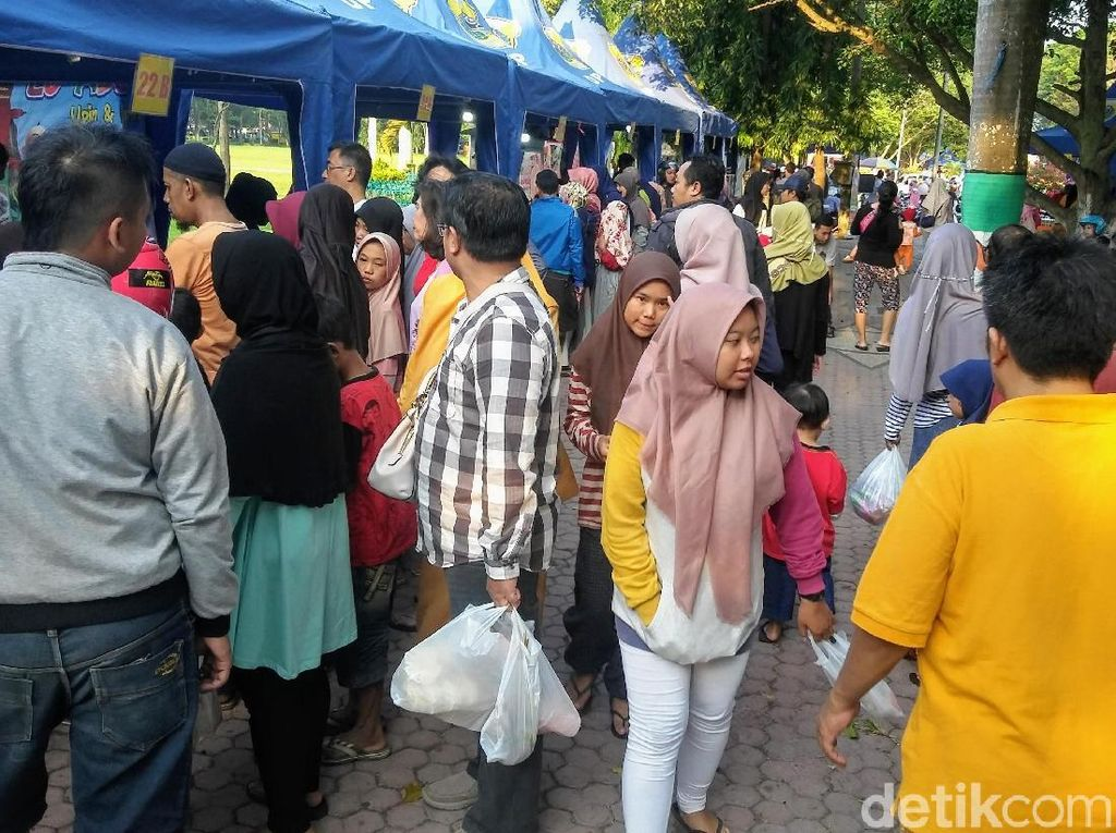 Mengintip Bazar Ramadhan di Bondowoso