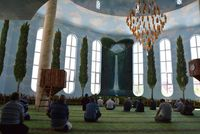 Masjid ini berada di Kota Kirsehir, Turki (ilmfeed/Facebook)