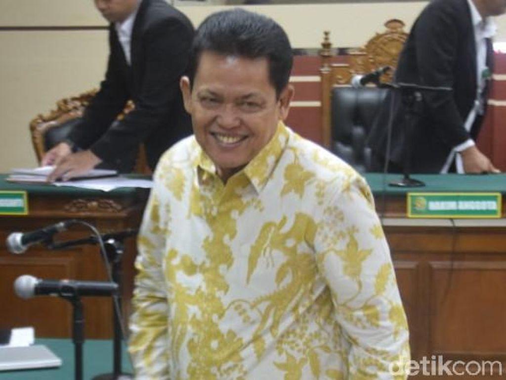 Wali Kota Pasuruan Non Aktif Setiyono Divonis 6 Tahun Penjara
