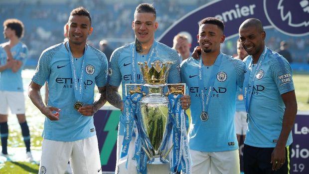 Man City Berpotensi Samai Rekor Arsenal, Liverpool, Chelsea