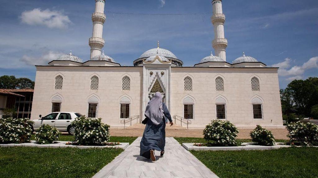 Melihat Dinamika Perkembangan Islam di Negeri Paman Sam