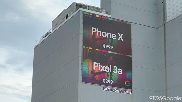 Iklan Google menohok iPhone. Foto: Istimewa/9to5Google