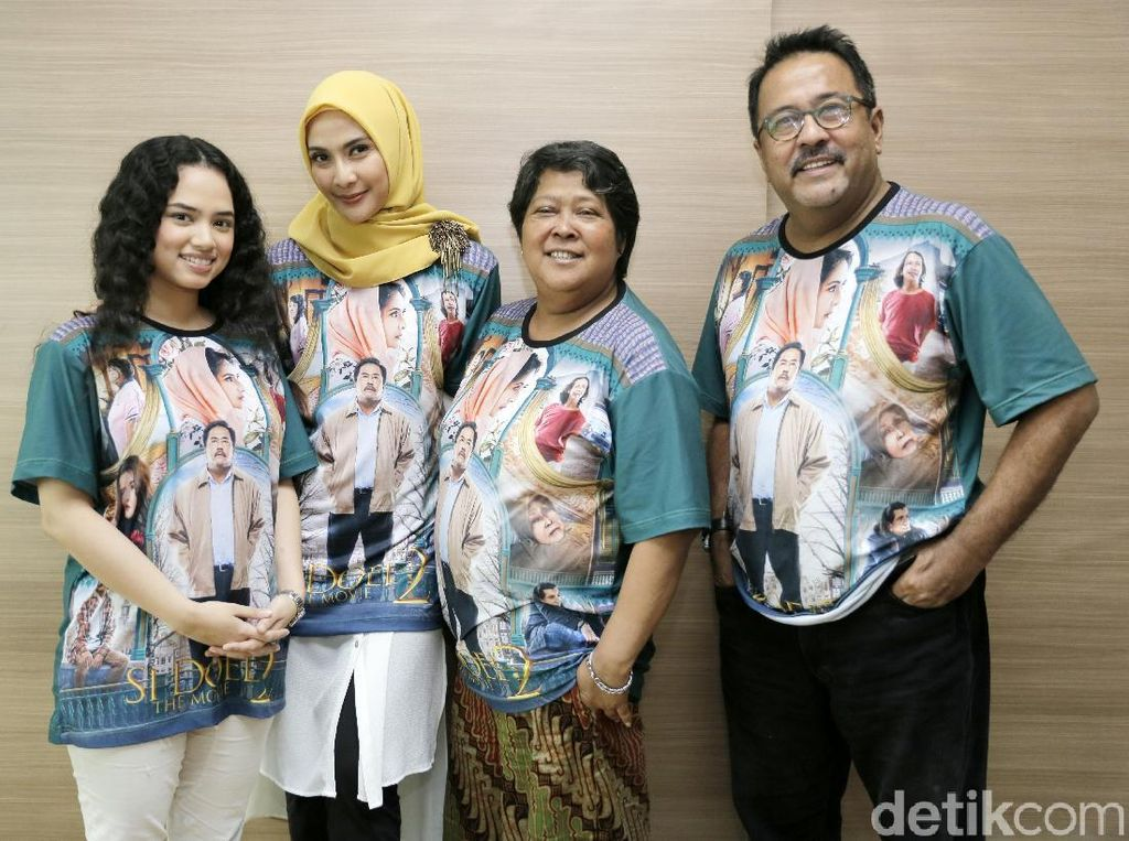 Kisah Makin Rumit, Si Doel The Movie 2 Aduk Emosi Penonton