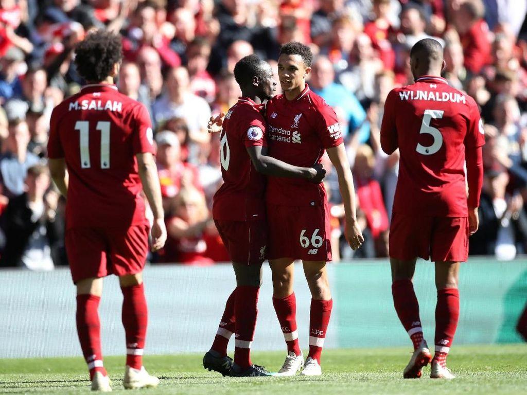 Satu Cela yang Bikin Liverpool Gagal Juara Liga Inggris