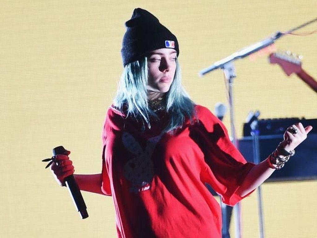 Billie Eilish Favorite Artist Alternative Rock AMAs 2019