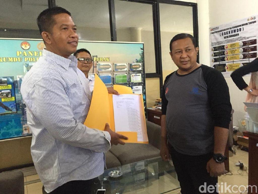 Gagal Raih Kursi DPRD, Caleg Golkar Laporkan KPU Kota Surabaya