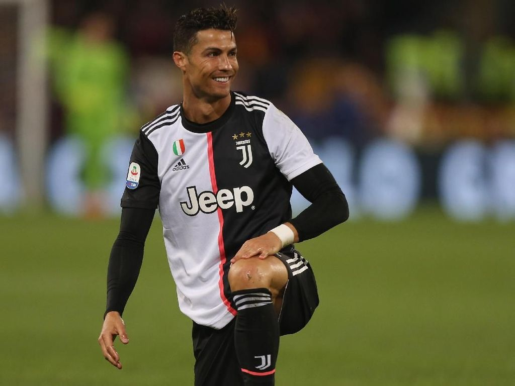 Cerita di Balik Motif Jersey Baru Juventus