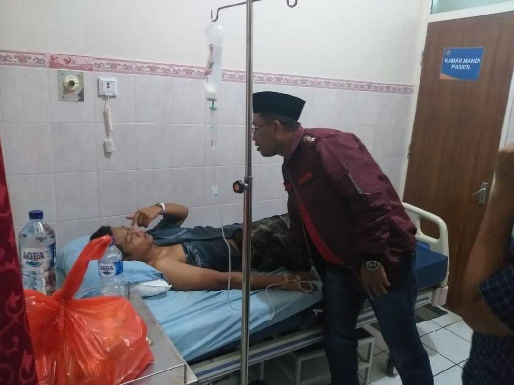 Anggota TNI AU di Magetan Terkena Tembakan Senapan Angin
