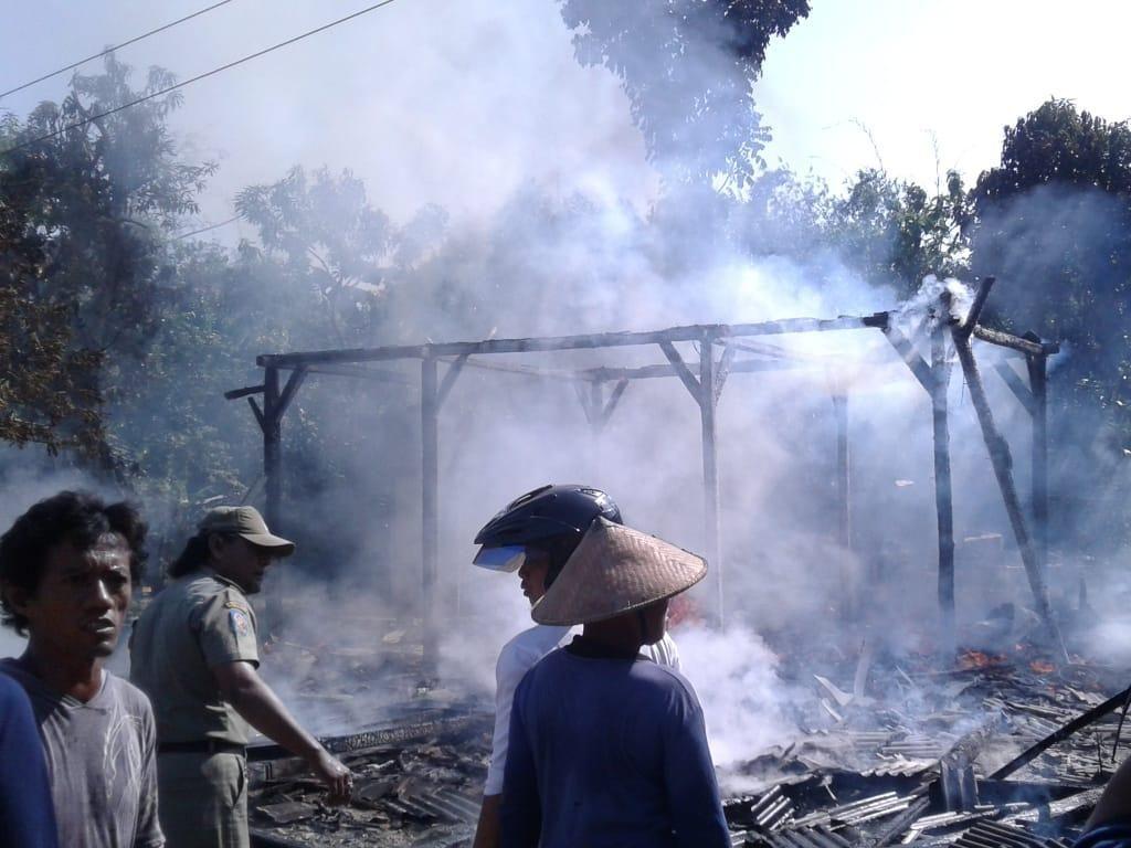 3 Rumah Warga Dilalap Si Jago Merah di Grobogan