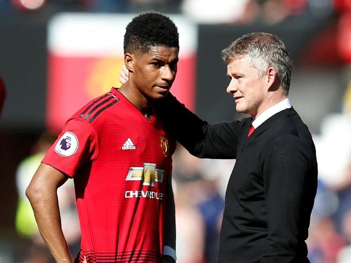 Manchester United tak akan mengincar gelar Liga Inggris musim depan (REUTERS/Andrew Yates)