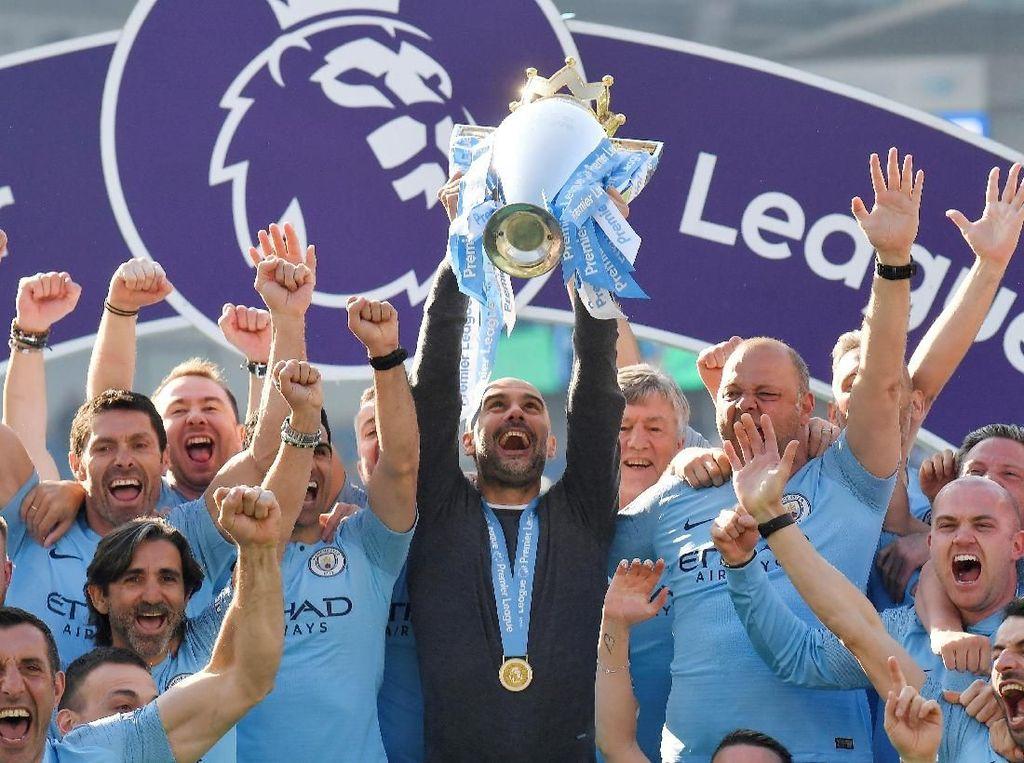 Buat Guardiola, Juara itu Candu