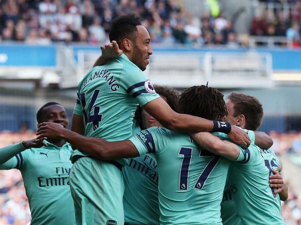 Meski Menang 3-1, Arsenal Tetap Gagal Finis Empat Besar