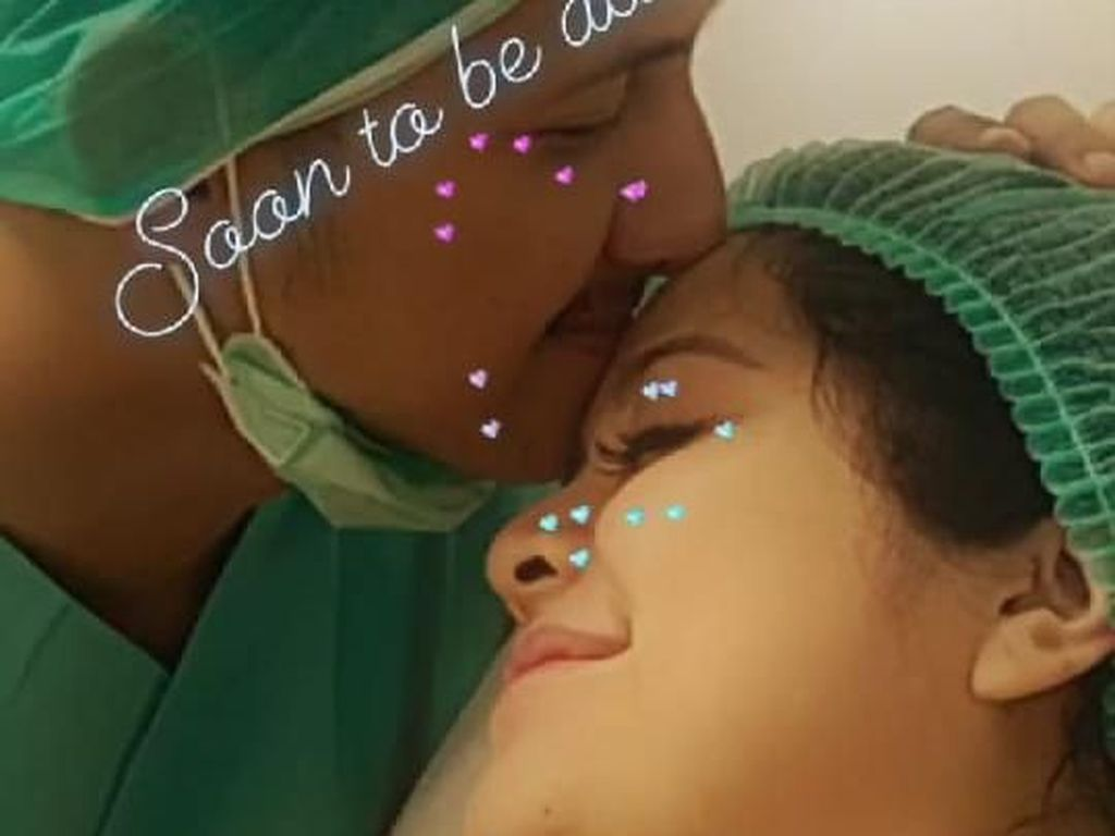 Ungkapan Bahagia Tasya Kamila Usai Lahirkan Anak Pertama
