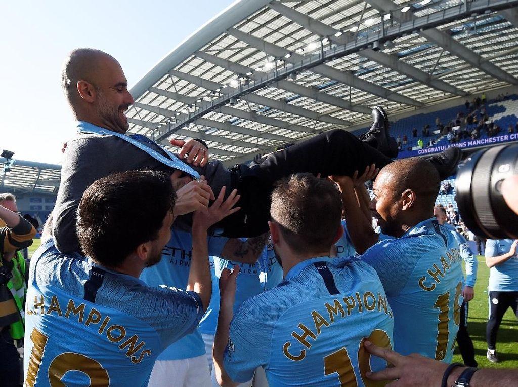 Guardiola: Awas Liverpool, City Akan Lebih Gila Musim Depan!