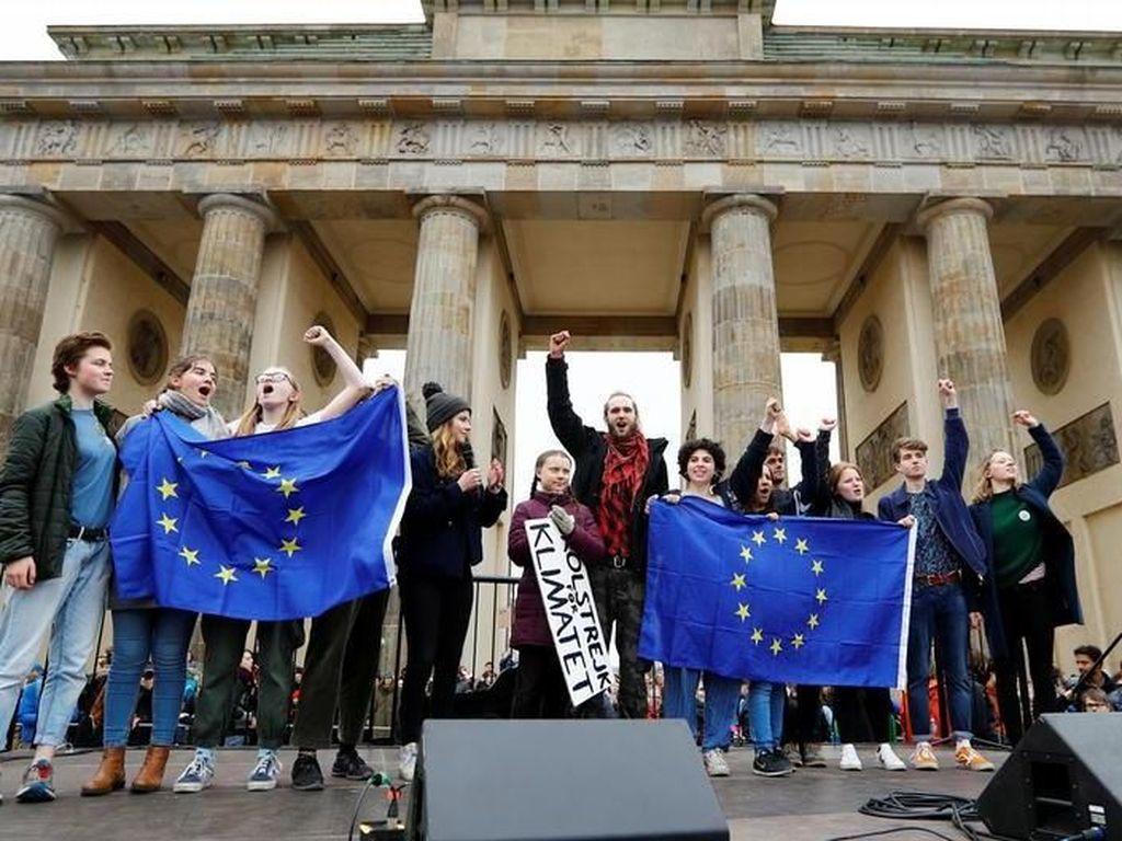 Pemilih Jerman Pandang Perubahan Iklim Sebagai Tantangan Terbesar Eropa