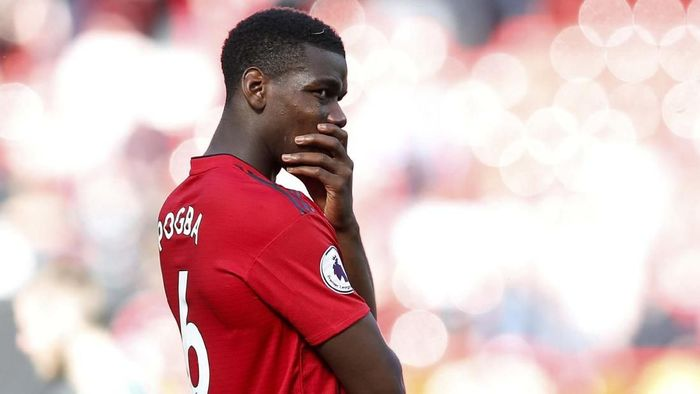 Paul Pogba ternyata tak begiti disukai fans Real Madrid Foto: REUTERS/Andrew Yates