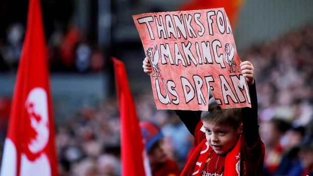 Liverpool Sial Betul