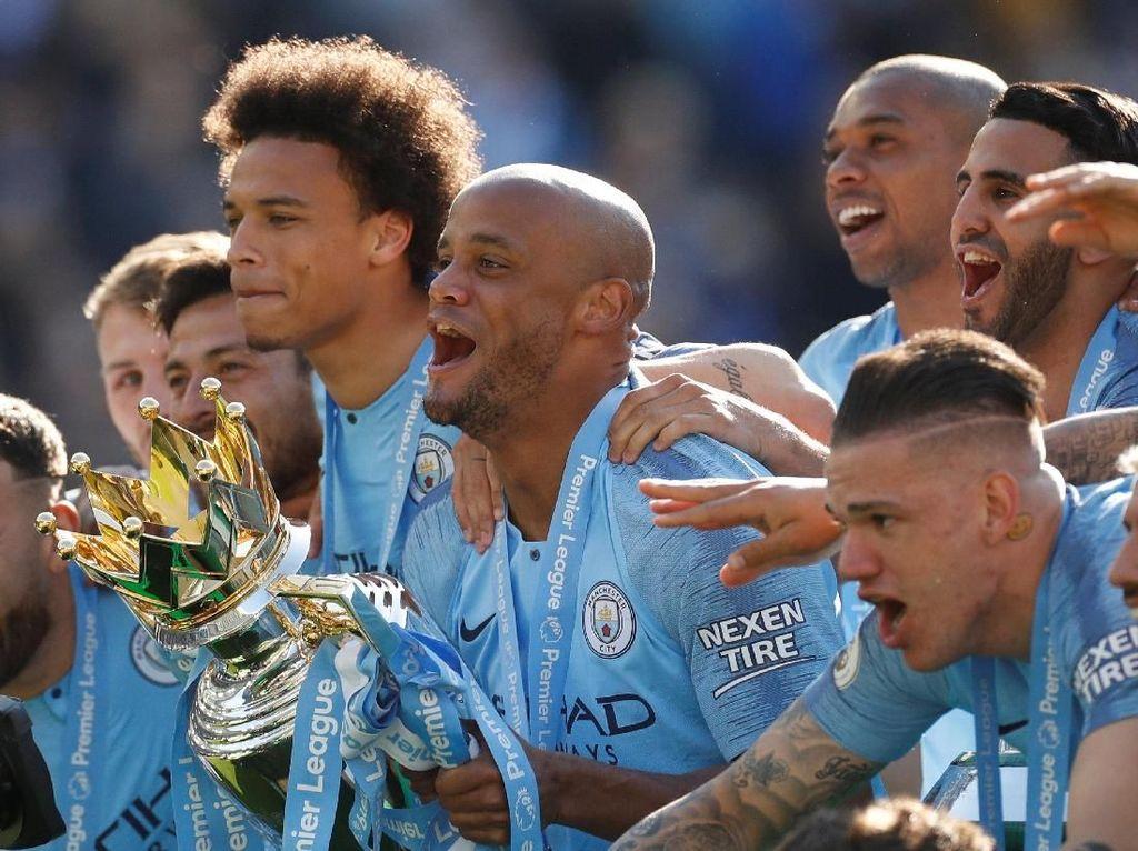 Persaingan Juara Paling Berat yang Amat Memuaskan bagi City