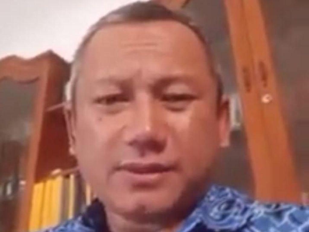 Iwan Pembuat Video soal Ulang Tahun PKI Bekerja Dosen-Pengasuh Ponpes