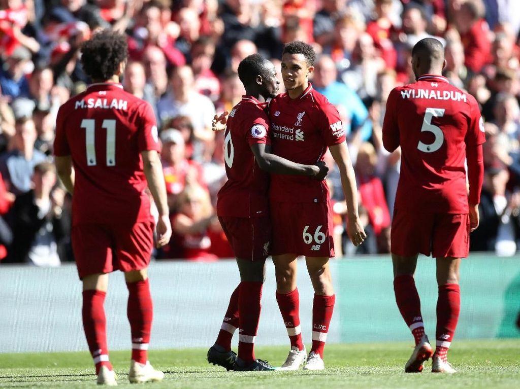 Coba Lagi Musim Depan, Liverpool!
