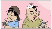 Si Komar: Jangan Ribut Terus, Ngabuburit Yuk