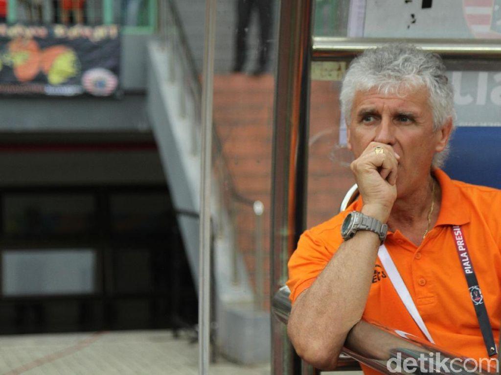 Ivan Kolev Mundur dari Persija Jakarta
