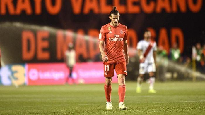 Gareth Bale tengah dirumorkan akan meninggalkan Real Madrid. (Foto: Denis Doyle / Getty Images)