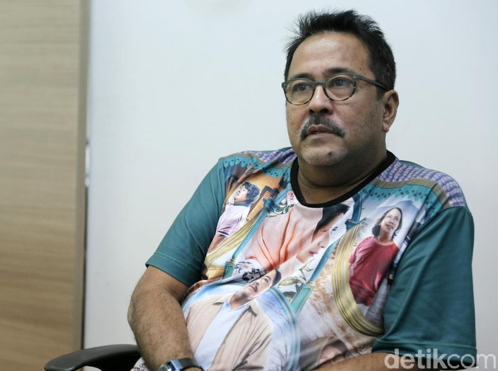 4 Tahun Sembuh dari Bells Palsy, Rano Karno Kini Harus Kehilangan Empedu