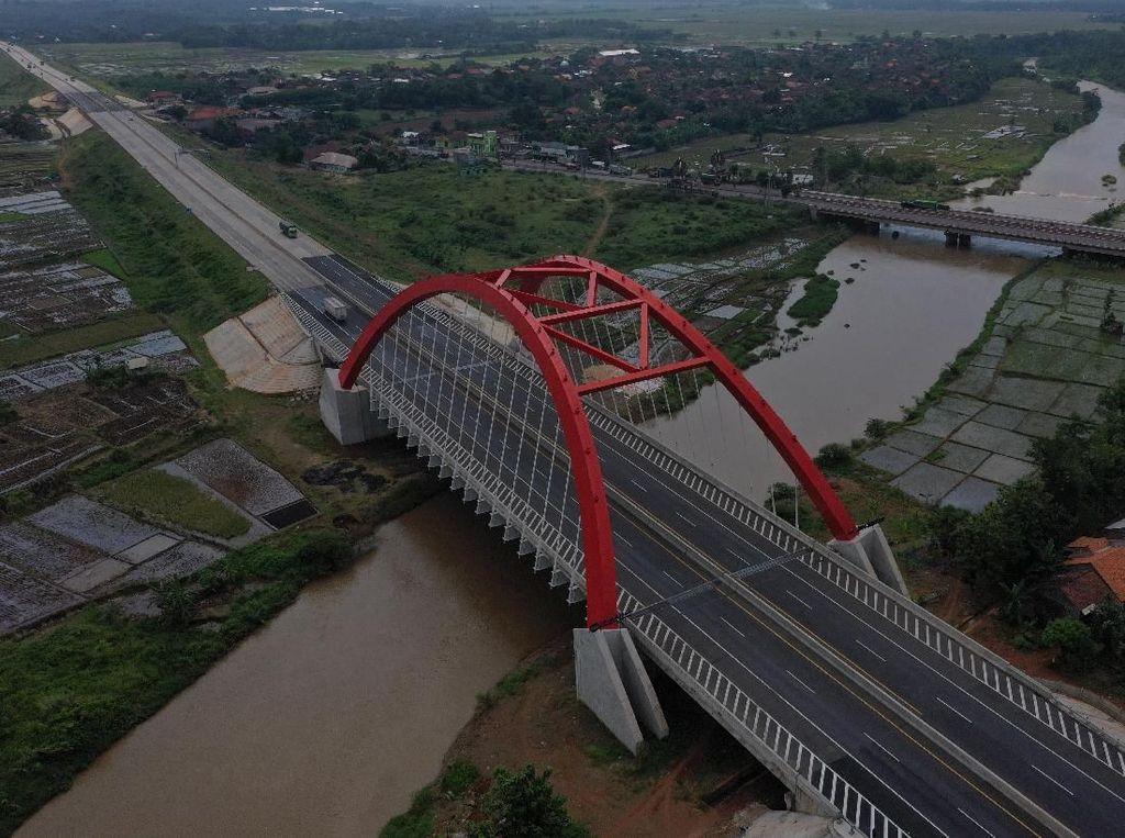 1,72 Juta Pemudik Bakal Lintasi Tol Trans Jawa