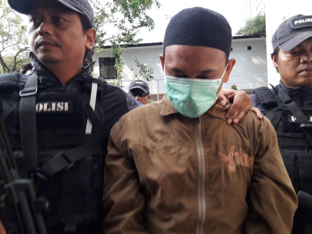 Polisi Limpahkan Berkas Kasus Pengancam Penggal Jokowi ke Jaksa