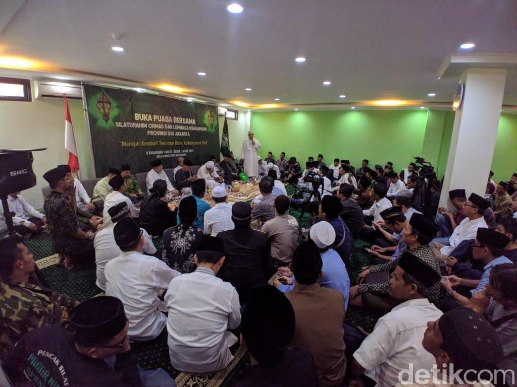 PWNU DKI, FPI hingga FBR Komitmen Jaga Kedamaian dan Pancasila