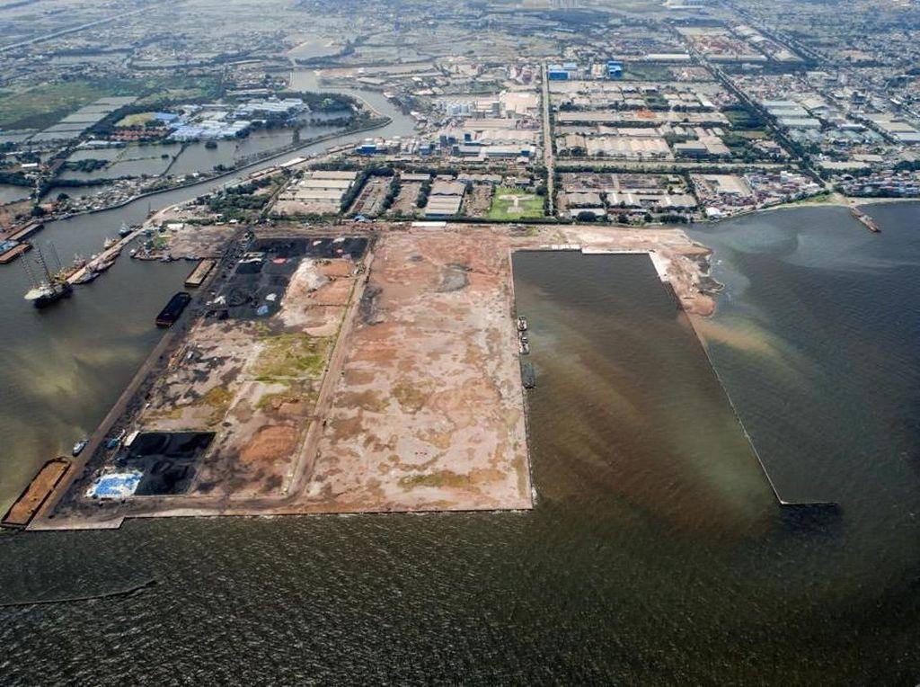 Ada Sengketa Hukum, Pengguna Pelabuhan Marunda KCN Menurun
