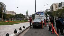 Anggota Parlemen Argentina Tewas dalam Penembakan Brutal Ala Mafia