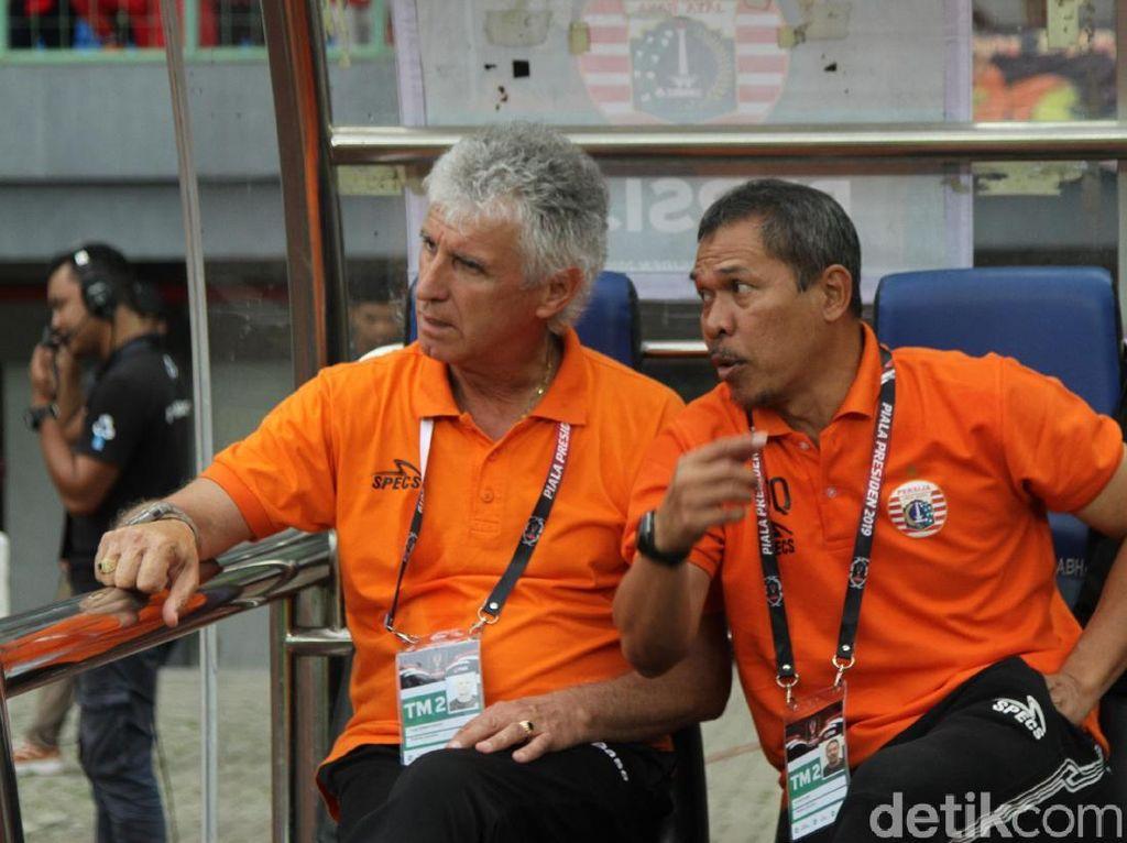 Bali United vs Persija Jakarta, Ivan Kolev Tak Pede dengan Stamina Skuatnya