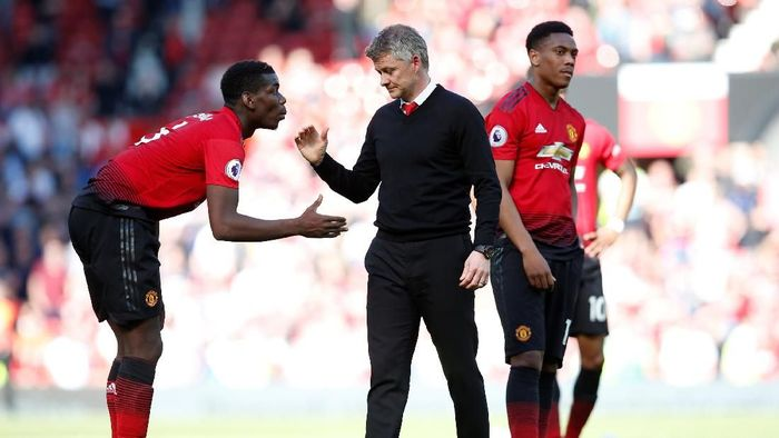 Manchester United harus bersiap sejak pramusim jika mau bersaing jadi juara Liga Inggris ((REUTERS/Andrew Yates))