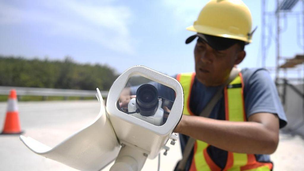 Tol Semarang-Batang Kini Dilengkapi CCTV