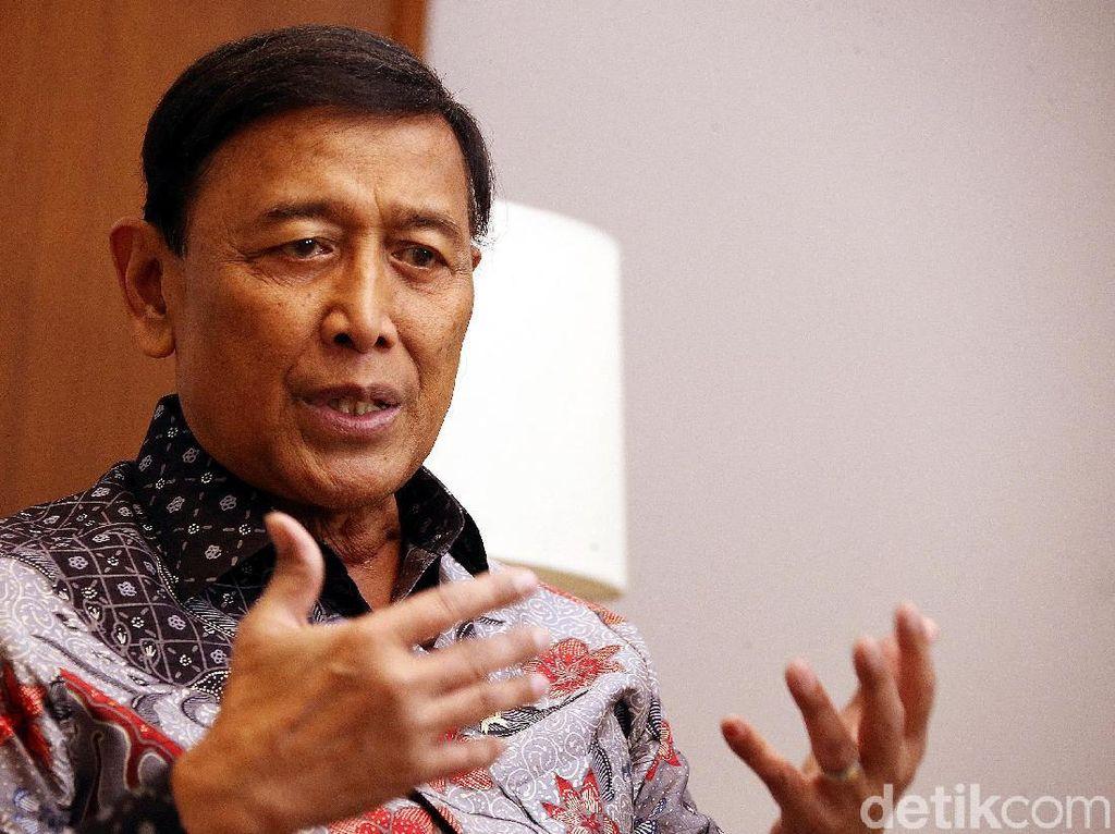 Pasca-penetapan Hasil Pemilu, Wiranto Ajak Warga Laporkan Hal Mencurigakan