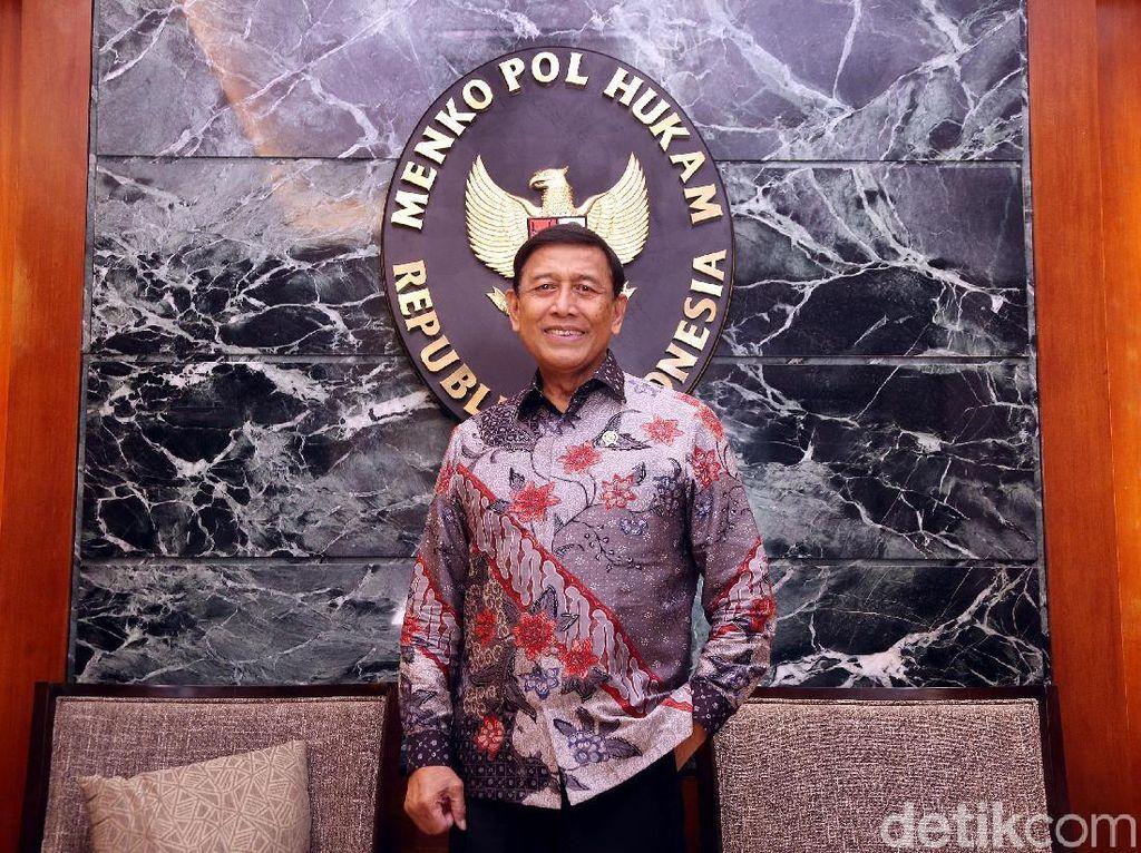 Jadi Target Pembunuhan Perusuh 22 Mei, Wiranto: Kita Tidak Surut!