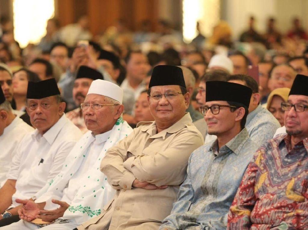 BPN Tolak Teken Hasil Rekapitulasi Sulsel Meski Prabowo Menang