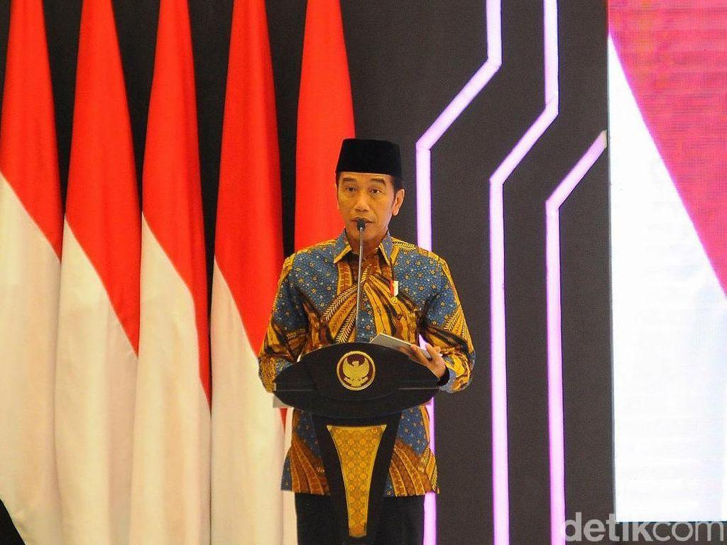 Jokowi Luncurkan Masterplan Ekonomi Syariah Indonesia 2019-2024