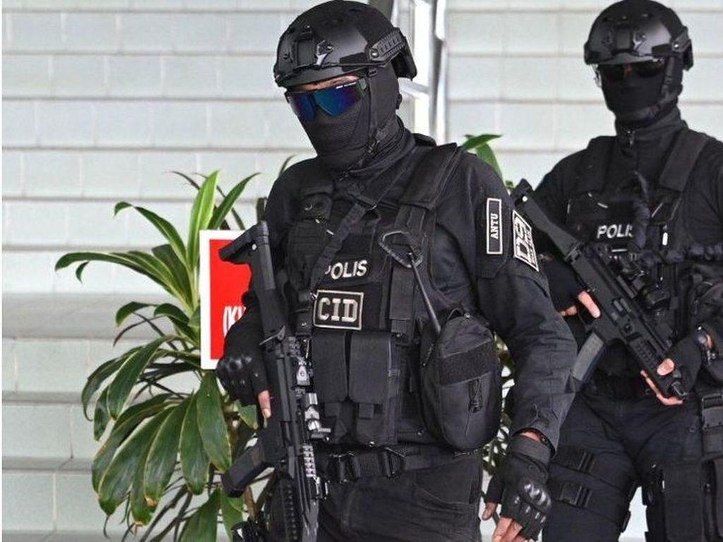 4 Simpatisan ISIS Termasuk WNI Ditangkap di Malaysia, Dipantau Sejak 2018