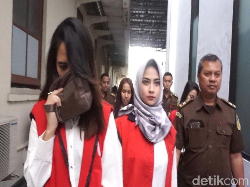 Saksi Tak Mampu Dihadirkan Jaksa, Sidang Vanessa Angel Ditunda