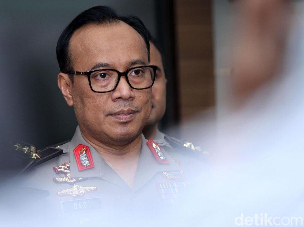 Kelompok Pak Jenggot Sempalan JAD Jateng Penyerang Polres Surakarta