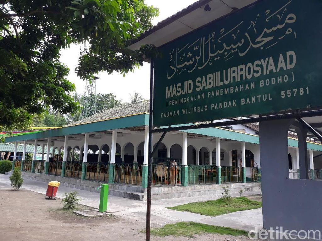 Masjid Sabilurrosyaad, Dipercaya Peninggalan Raden Trenggono di Bantul