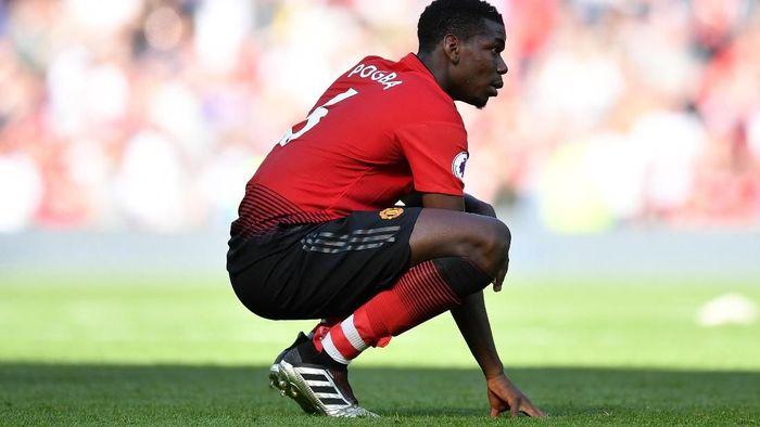 Paul Pogba jadi pemain termahal di dunia saat ditransfer Manchester United dari Juventus pada 2016 (Foto: Dan Mullan/Getty Images)
