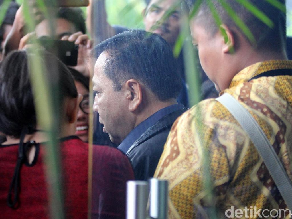 Kemenkum HAM: Novanto Tak akan Habiskan Masa Pidana di Gunung Sindur