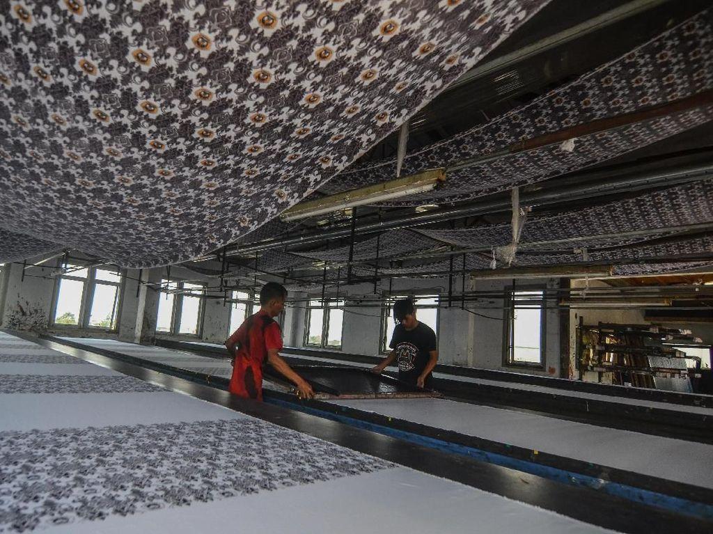 Kemenperin Latih 200 Industri Tekstil Tentang Sistem Manajemen Mutu