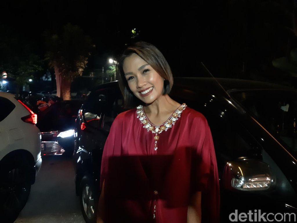 Cerita Melanie Putria Jalani Ramadhan Setelah Cerai dari Angga