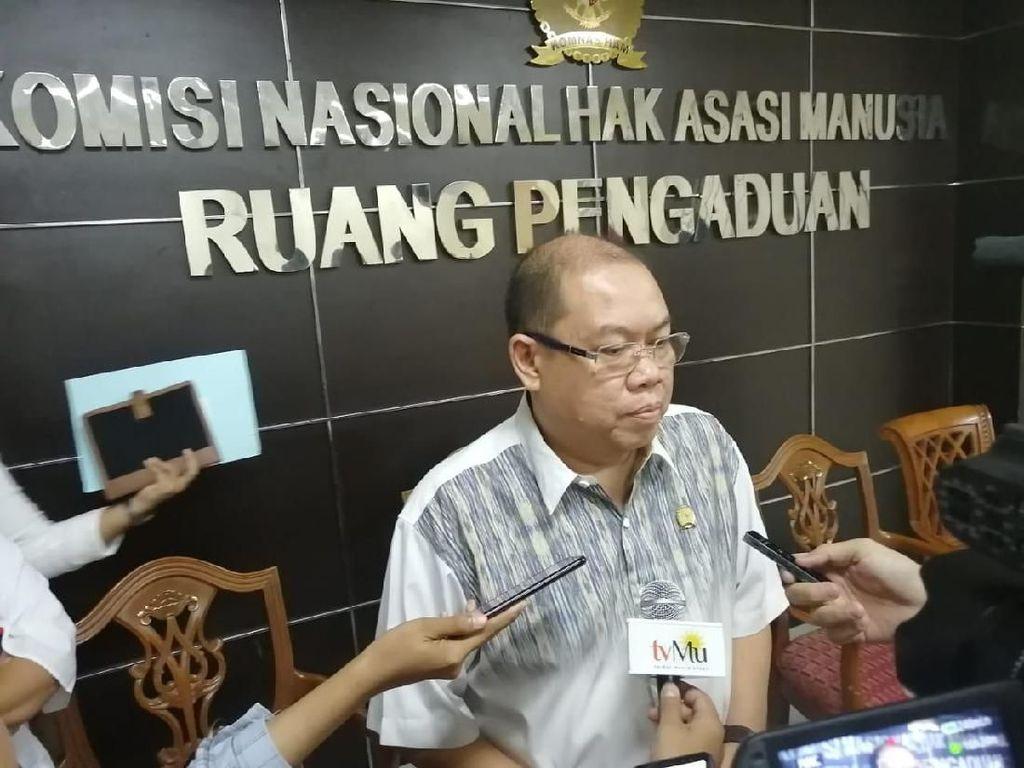 Komnas HAM Dorong Jokowi Segera Terbitkan Perppu Penundaan Pilkada 2020