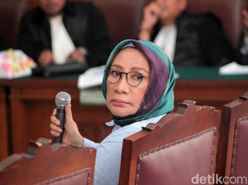 Pengakuan-pengakuan Ratna Sarumpaet di Depan Hakim